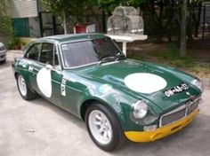 MGB GT SEBRING    LHD (1970) (picture 1 of 6)