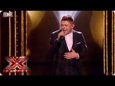 Nicholas McDonald sings Superman - Live  Final Week 10 - The X Factor 20...