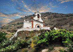 Place: Ermita Villaverde, El Chorro, Málaga / Andalucía, Spain. Photo by: Unknown
