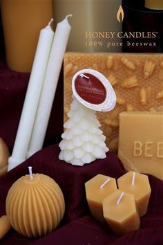 What did they mean by asking for 'Real' Beeswax Candles?