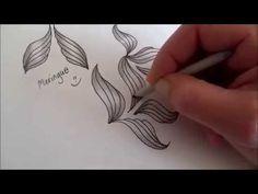 Meringue~Zentangle~You Tube~M