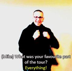 Chester Bennington - Linkin Park.