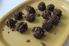 Italialaiset suklaatryffelit - Kotikokki.net
