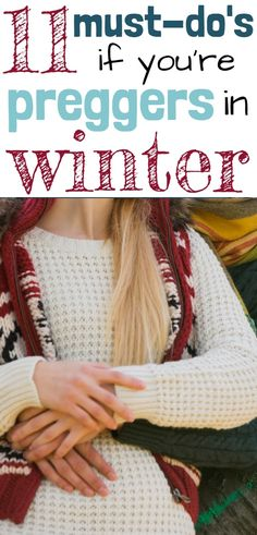 Pregnant? This Winter Pregnancy Survival Guide has AWESOME tips and ideas for being pregnant in winter. #pregnant #winter #baby #pregnancy #babies #momtobe #maternity #thirdtrimester #firsttrimester #secondtrimester #momlife #pregnancyannouncements #genderreveal #preggers