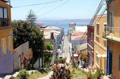The Casablanca Valley & Street Art, Street View, Casablanca, Wine, Adventure, World, Colors, Saint James, Colour
