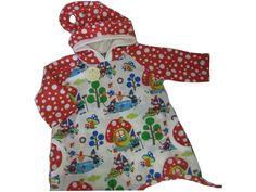 Pullover - Zipfelshirt Pilze Zwerge Shirt - ein Designerstück von me-kinderkleidung bei DaWanda