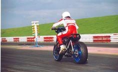 Armando Magri Harley Davidson Flat Tracker (Sacramento
