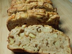 Caramel Apple Loaf - WW version DrizzleMeSkinny.com