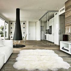 Find a great collection of All Rugs at Costco. Enjoy low warehouse prices on name-brand All Rugs products. Sheepskin Rug, Rye, Interior Accessories, Carpets, Shag Rug, Decorating Ideas, Nursery, Living Room, Home Decor