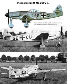 Me 309V-1