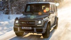 Arctic Circle or Bust in a Mercedes-Benz G65 AMG! - Epic Drives Episode 14