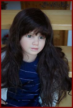 LNB♥  Reborn Toddler Girl  ♥  GABRIELLA by Reva Schick ♥