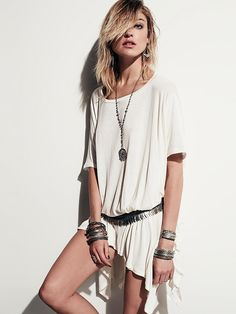 Free People Emma Love Tee at Free People Clothing Boutique