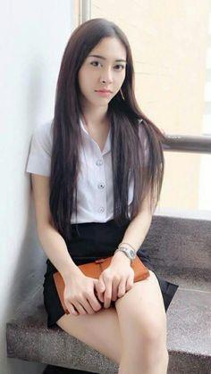 Thai University girl