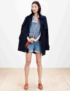 Madewell's+Spring+Lookbook+Is+as+Amazing+as+You+Think+It+Is+via+@WhoWhatWear