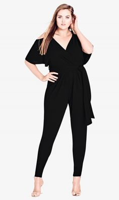 My Plus Size Style is giving us outfit envy. Shop City Chic similar looks to
