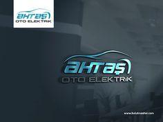 Aktaş Oto Elektrik | Logo Tasarım by Bulut Mashar, via Behance