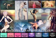 Spring Summer 2014 Colour Forecast | Eclipse Textiles