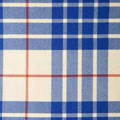 BUCHANAN (Dress Blue) GL041 100% Wool 10.5oz Tartan. Woven in Yorkshire by Marton Mills. Wool Fabric, Design Show, Yorkshire, Tartan, Blue Dresses, Swatch, Weaving, Pure Products, Quilts