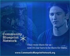 The Community Blueprint serves veterans, military service members, and their families.