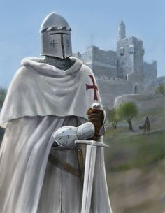 The Knights Templar in the Last Age have similar duties to those of the previous order. They protect. They're weapons are blessed by a member of the Holy See, allowing them to effective defend against the scourge. their most powerful abilities are defensive, however; they allow the templar to take damage for teamates in the area, and then redirect hits into a powerful smite (RPG concept)
