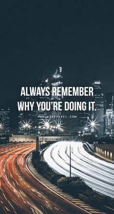 Always remember why your doing it. Head over to www.V3Apparel.com/MadeToMotivate to download this wallpaper and many more for motivation on the go! / Fitness Motivation / Workout Quotes / Gym Inspira (Fitness Motivation Over 40)