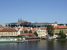 With a seize of almost 70 000 m², Prague Castle is the largest castle complex in the world