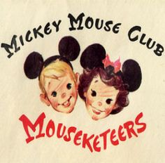 bruce bushman also did the well-known Mouseketeer boy and girl drawing used on the stage curtains and for letterheads