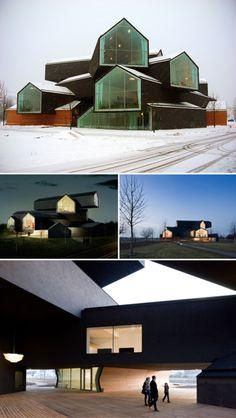 Herzog & de Meuron, Vitra Haus.