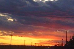 Amarillo mornings