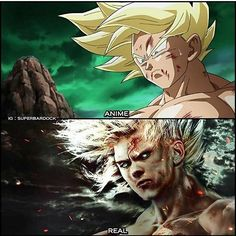 """2,936 Likes, 30 Comments - Dragonball Z/Super/Kai/Gt (@dragons.ball) on Instagram: """"The real one is insane! - ドラゴンボール™  _______________________________…"""""""
