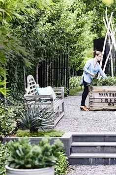 Fermanagh Rd - Ben Scott Garden Design