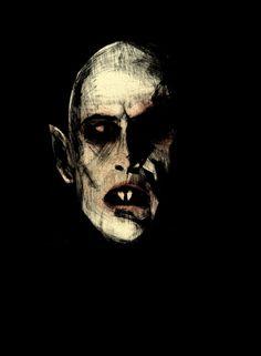 Nosferatu by Clay Rodery