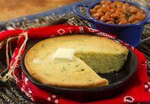 Sour Cream Garden Herbs Cornbread Recipe from Imperial Sugar®