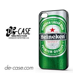 Heineken Can DEAL-5220 Apple Phonecase Cover For Iphone 4 / Iphone 4S