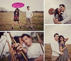 Engagement Photos: Dreamy Outdoors - Exquisite Weddings