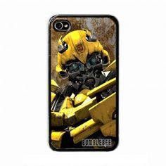 Transformer bumblebee B  iPhone 4/ 4s/ 5/ 5c/ 5s case