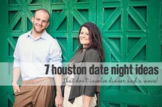 I have a newsflash for all of you Houstonians looking for an amazing day or night out with your significant other - DINNER AND A MOVIE DATES ARE SO 2014! Move over sushi and Tom Cruise, back off Hibachi and Cameron Diaz...it's time to put your walking shoes on, grab your love, and hit the town!…