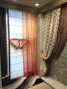window treatments designs by pns deep handloom panipat