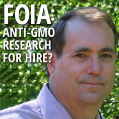 """FOIA emails reveal that former Washington State University adjunct professor Chuck Benbrook's organic research, touted as """"independent"""" and central to the cause of promoting the virtues of organic food and the alleged dangers of GMOs by Michael Pollan, Tom Philpott, Gary Hirshberg and other anti-GMO activists, is the mastermind of a corrupt 'pay for 'independent research' scandal. It throws a dark cloud over the integrity of all of Benbrook's work--used as primary evidence by anti-GMO…"""