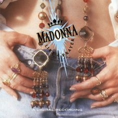 """Madonna sang """"Like A Prayer"""" in 1989."""