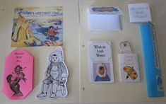 Lapbook idea for Arctic Study from Jen's Little Things Arctic Tundra, File Folder Games, Elementary Science, Biomes, Animals Of The World, Winter Theme, Early Learning, Little Things, Polar Bear