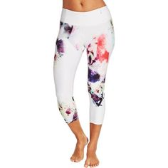 852769e73b CALIA by Carrie Underwood Women's Essential Tight Fit Printed Capris