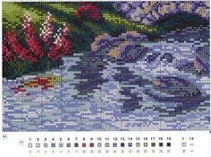 Stickerei Schema Sommerlandschaft (Riolis) 3 Von 4