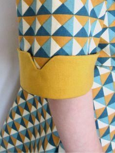 StraightGrain. A blog about sewing . Ook goede uitleg over het verdelen van plooitjes. Onder tutorial
