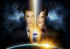 Doctor Who. Thanks to my friend Michael this show has been my major summer obsession and it's probably not going to go away any time soon.