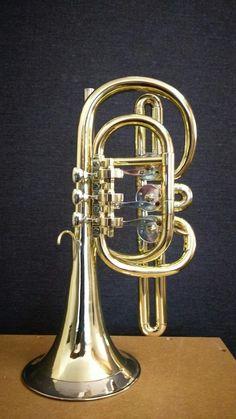 Cornet J. Brass Musical Instruments, Woodwind Instrument, French Horn, Lonely Heart, Art Plastique, Horns, Freddie Hubbard, Musicals, Miniatures