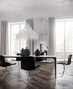 Paris por Jessica Vedel // repinned by www.womly.nl #womly #interieur