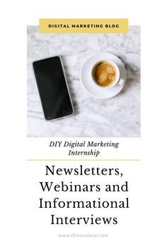 Whether you are a current college student, recent grad, or looking to make a career change, follow these tips to develop your DIY digital marketing internship and start making progress toward your professional goals.