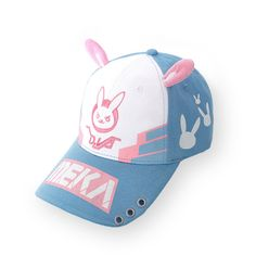 Elevate your style with these cute kawaii hats. Browse our collection of kawaii hats to match with your perfect outfit. Only the cutest hats can be found here! HATS COMING SOON. Overwatch, Visual Kei, Creepy, Grunge, Cute Caps, Love Is In The Air, Ear Hats, Rabbit Ears, Pink Rabbit